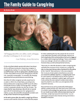 The Family Guide to Caregiving